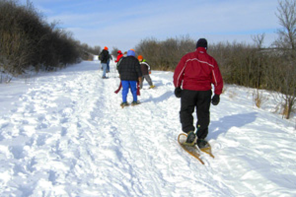 Sunday, January 24th Beginner Snow Shoe Clinic at Housatonic Flats 1pm – 3pm